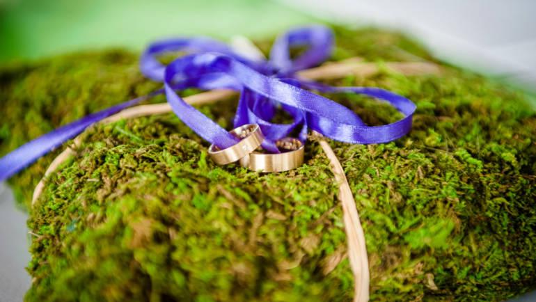 Rustykalne wesele i ślub w plenerze!