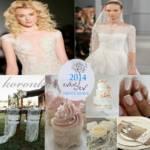Koronka w stylizacji ślubnej – Trend 2014