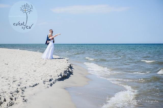 Plażowe wesele Eli i Piotra 23.05.2015 r.