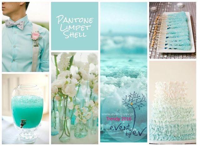 Kolorowe wesela – trendy ślubne