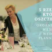 wedding planner warto