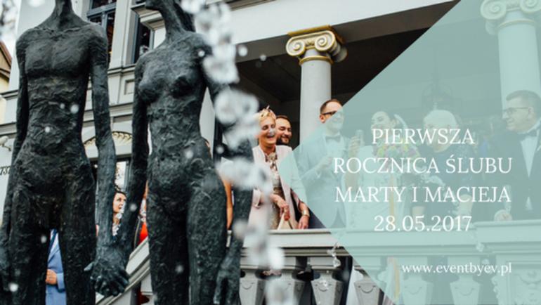 Nowoczesne wesele w zabytkowej sopockiej Villi