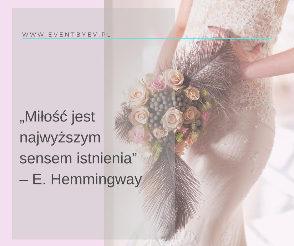 Najpiękniejsze Cytaty Na Zaproszenia ślubne Event By Ev