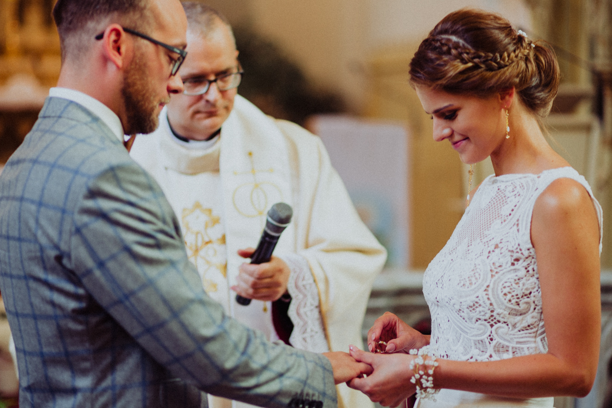 reportaż ślub