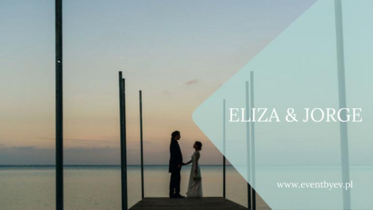 Bajkowy ślub Elizy i Jorge – z baletem w tle