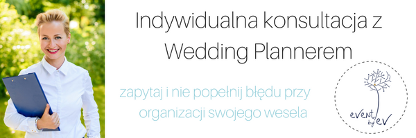 konsultacja wedding planner