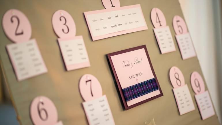 Plany i tablice rozsadzenia gości