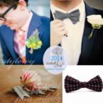 Trendy ślubne 2014 – wystylizowany pan młody!