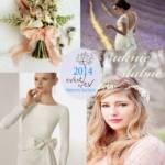 Suknie ślubne – trendy 2014 prosto z Nowego Jork-u