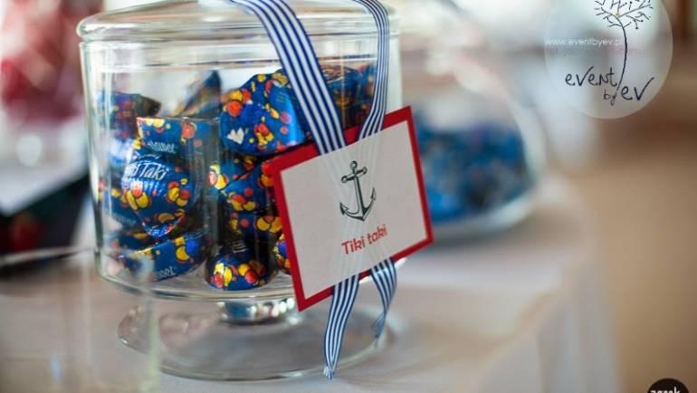 Ślub i wesele w stylu marynarskim Gosi i Adama