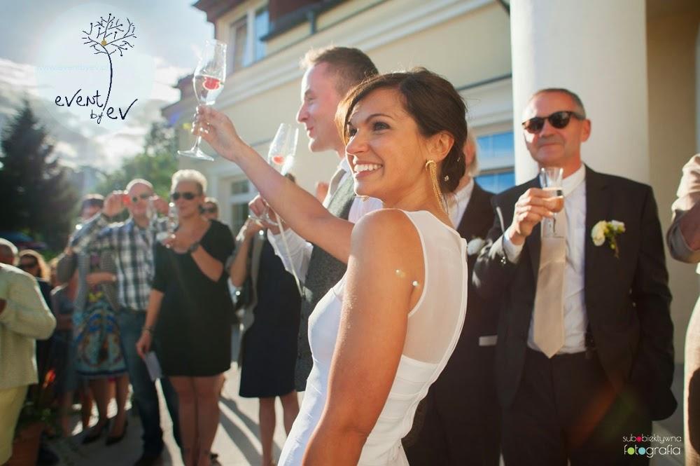 Gosia & Piter – polsko – belgijski ślub w stylu boho!