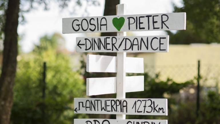 Wesele w Polsce dla par mieszkających za granicą