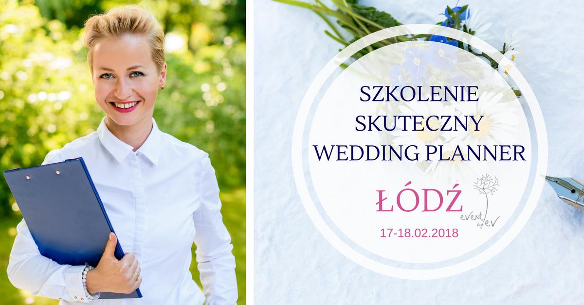 szkolenie skuteczny wedding planner