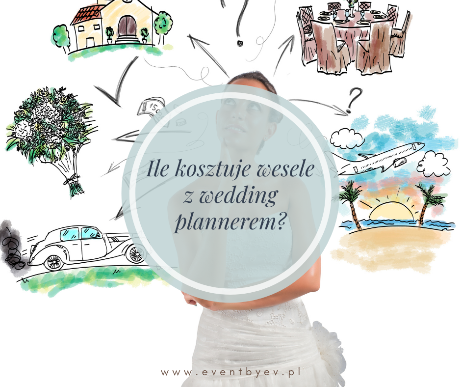 Ile kosztuje wesele z wedding plannerem?