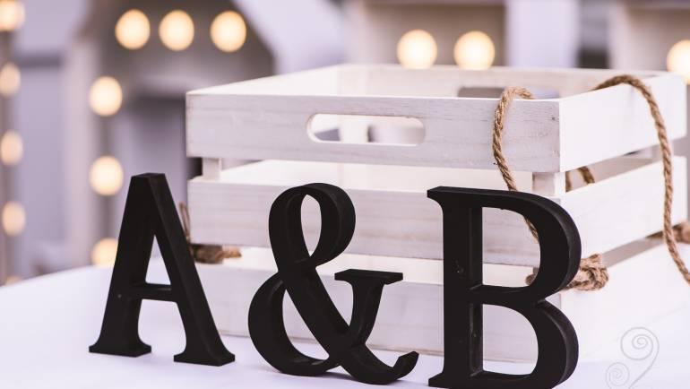 Angielskie wesele Agaty i Bena – 14.07.2018