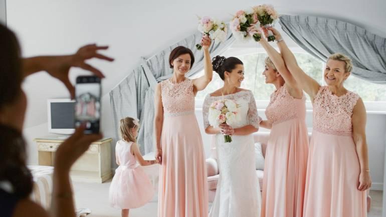 Egzotyczne akcenty na polskim weselu – relacja z realizacji u Renaty i Texa