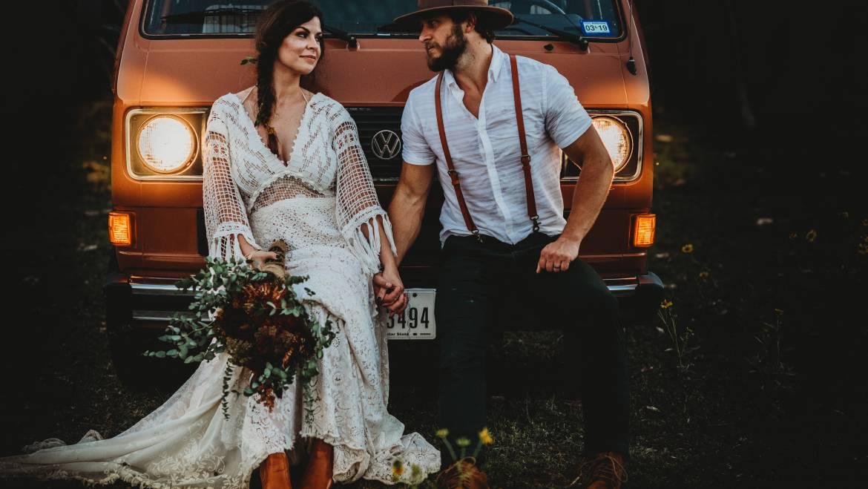 Eko trendy w stylizacjach ślubnych